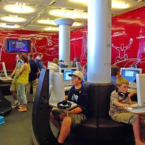 Интернет-кафе Урмар