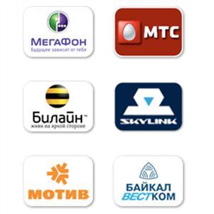 Операторы сотовой связи Урмар