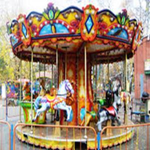 Парки культуры и отдыха Урмар